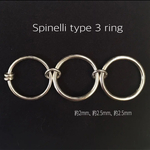 Spinelli type 3 ring    SILVER950