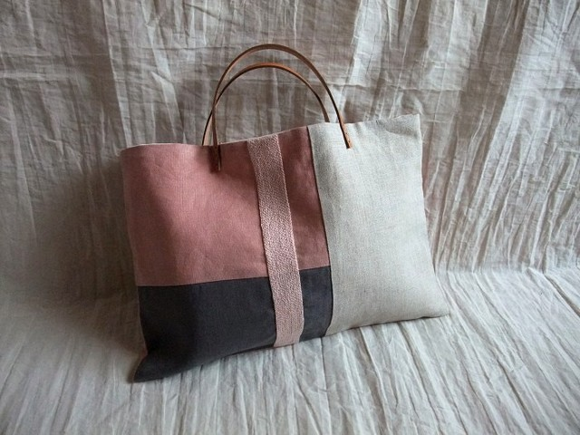 ��sold out�� itoiro tote bag (pink)