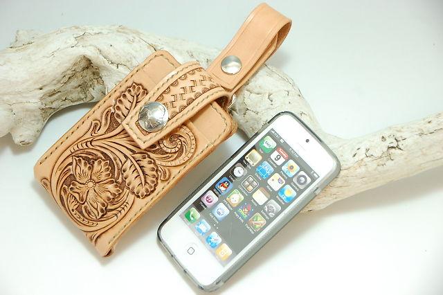 シェリダンカービング  iPhone ケース