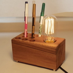 "THE GOOD OLD TIME LAMP ""TUBE AMP"""