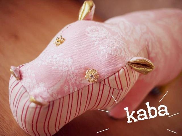 KABAさん S(ピンク系)