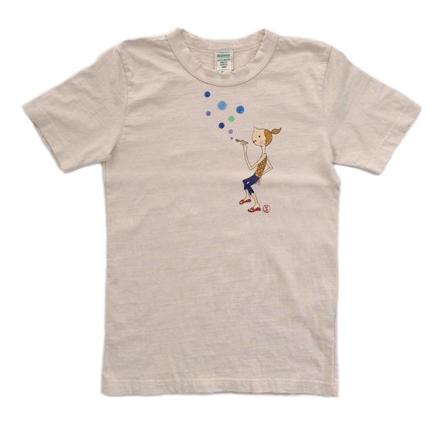 手描きイラストTシャツ《ナチュラル》