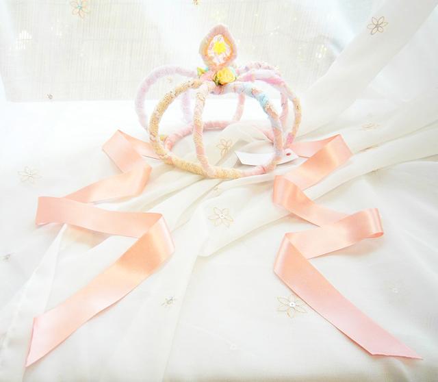 花妖精の王冠