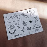 【再販】TATOO STICKER A