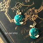 ■Sea and Earth フックピアス 地球