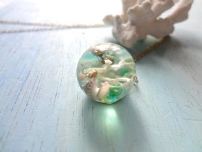 Seascape Necklace z