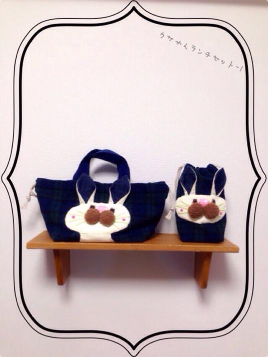 ウサやんランチセット-1