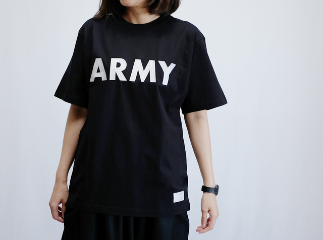 Tシャツ ARMY of ANDY ブラック