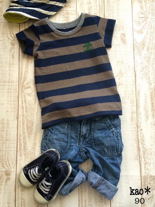 ブレーメンTシャツ 90