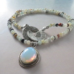 ☆再販☆Sea Opal Necklace