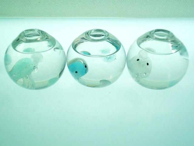 くらげアクアリウム ボール型 クラゲ ミニサイズ