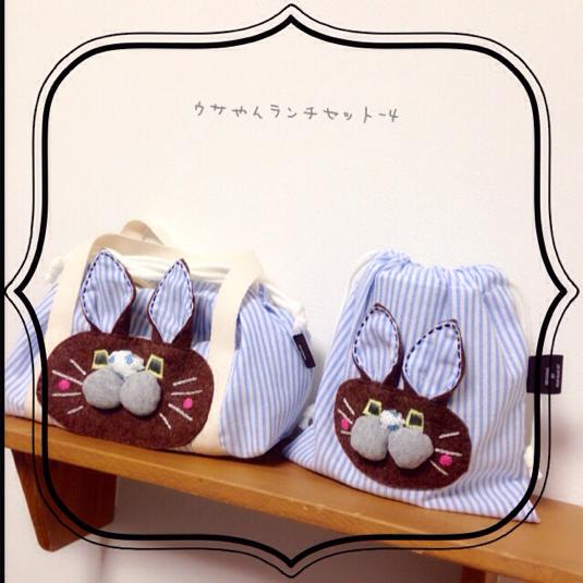 ウサやんランチセット-4