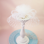 tutu flower headdress