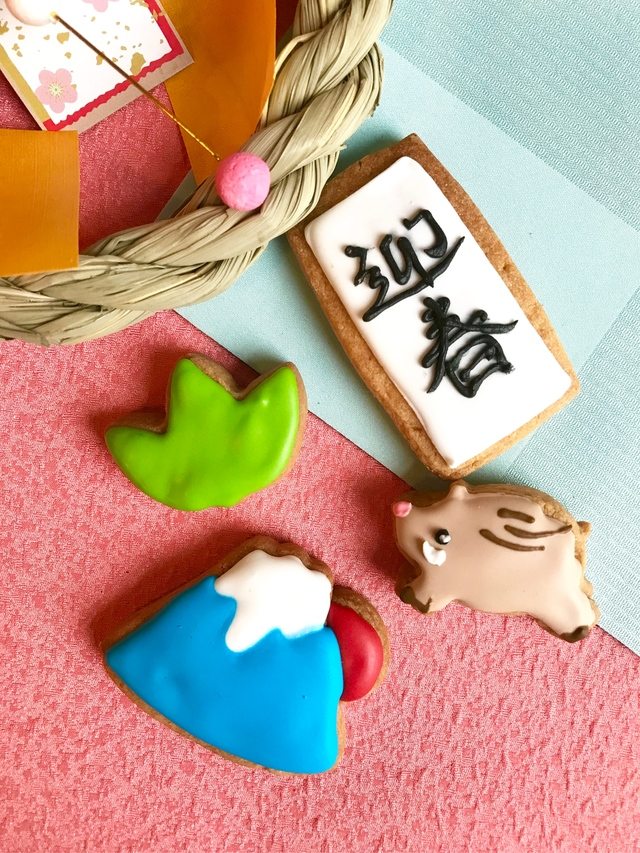 イノシシ クッキー