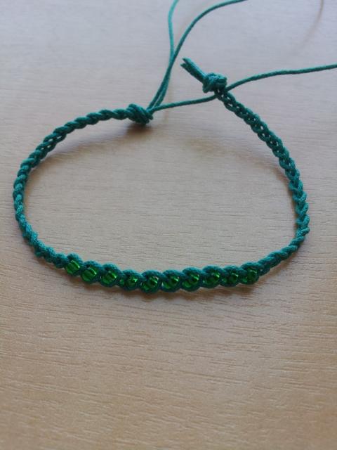 ブレス(緑)