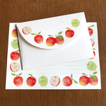 Letter Set Apple(レターセット)