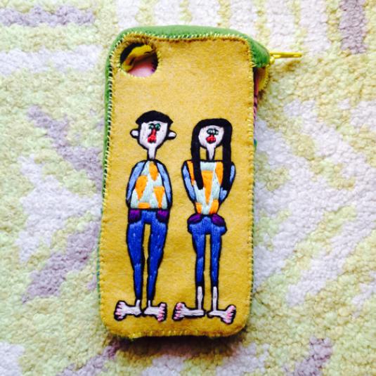 iPhone5/5s携帯カバー