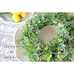 Green&green Wreath 40