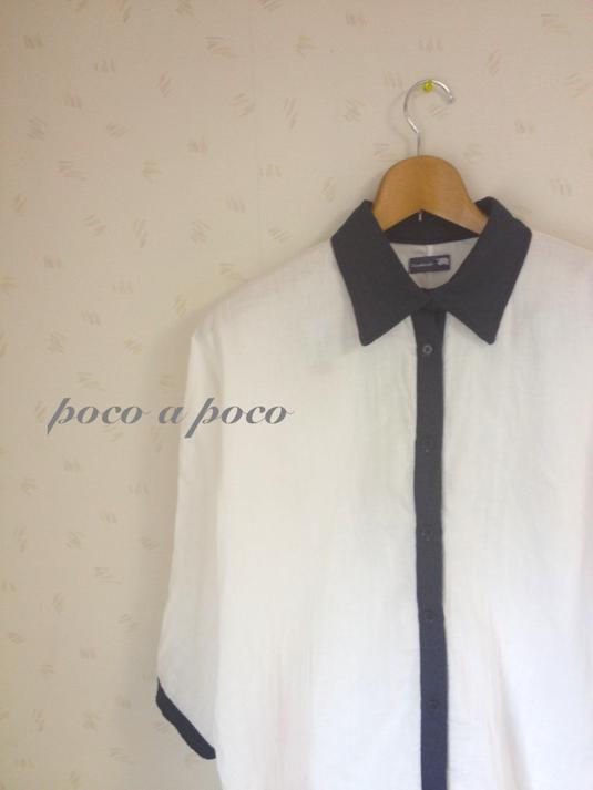 ドルマンスリーブシャツ:006