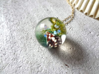Seascape Necklace CC