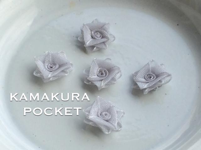 アップリケ(透かし薔薇):5個<14/lg>