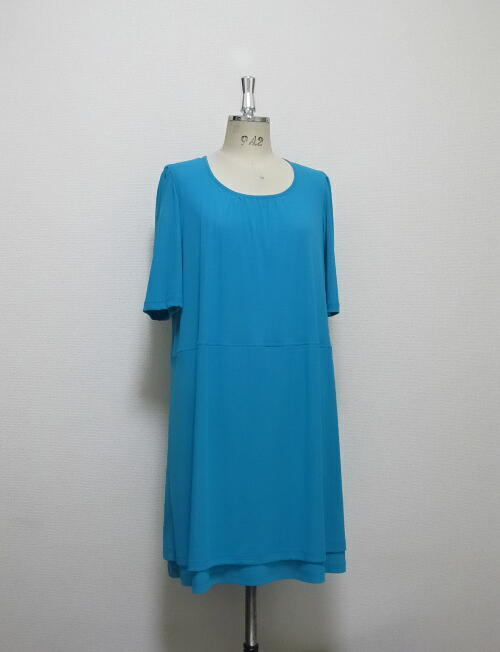 【限定1】最高級綿使用☆ふんわりドレス