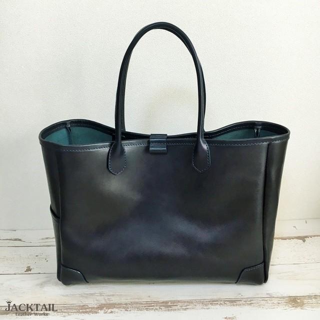 c040f33d98ef 【送料無料】トートバッグ/シンプルなデザインの革バッグ オイルレザー 牛革