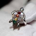 S950 Turtle Ring❀3
