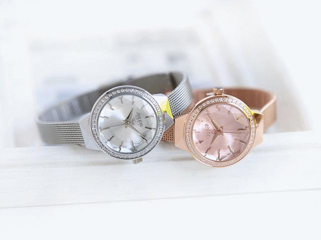 b8b91dde12f AF-1043(Pink) レディース腕時計 プチプラ | ハンドメイドマーケット minne