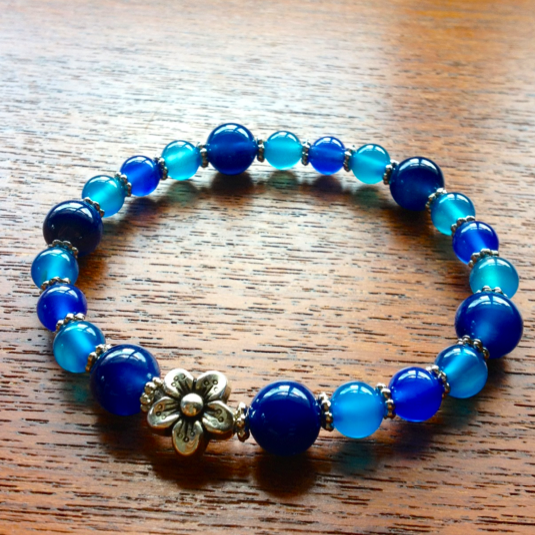 blue  agate【b】Design  by  antie