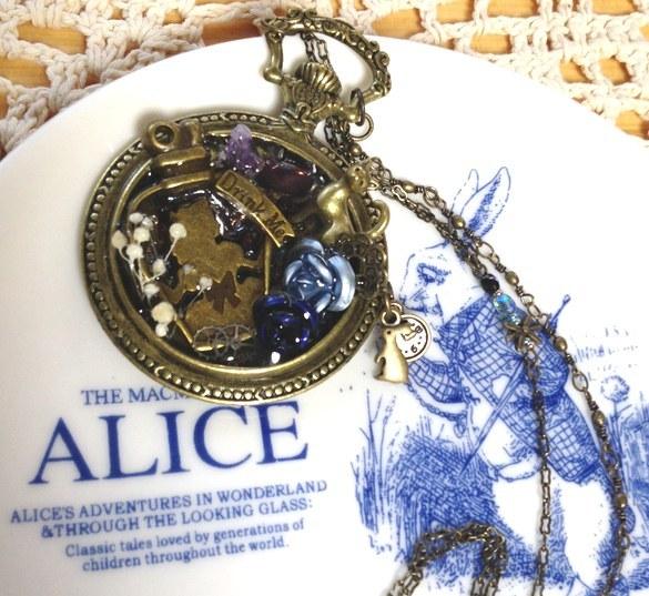 懐中時計のアリス