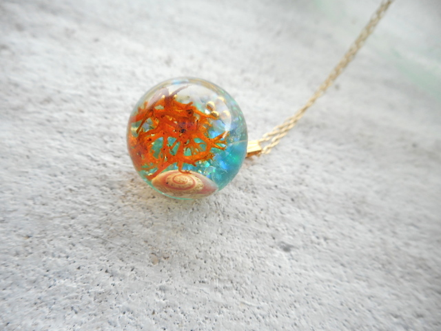 Seascapes Necklace m
