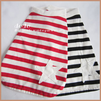 plage〜ボーダースターTシャツ〜