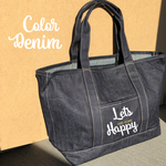 [NEW]Denim Big❤tote
