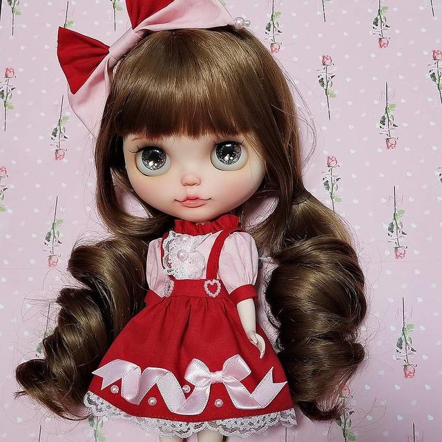 e6d6159359d16 バレンタインカラーセット(B) ブライス ARomantic