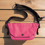 ONE SHOULDER mini Pink