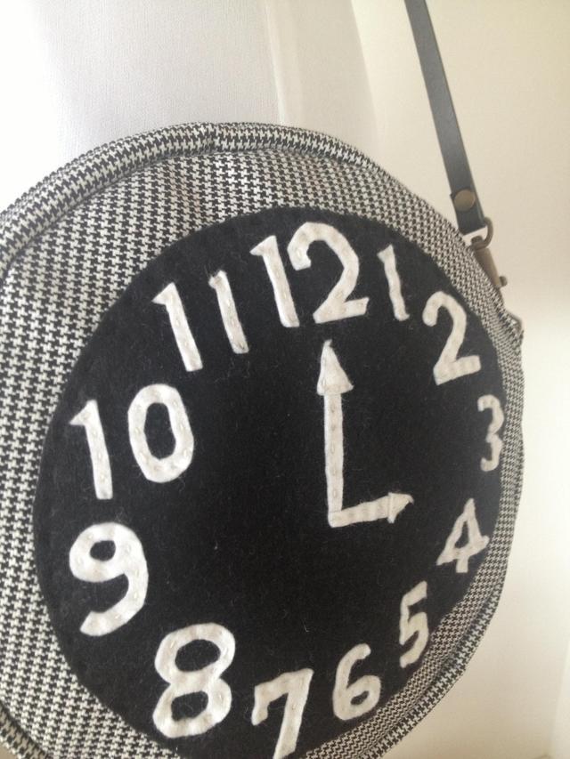 時計のバッグ