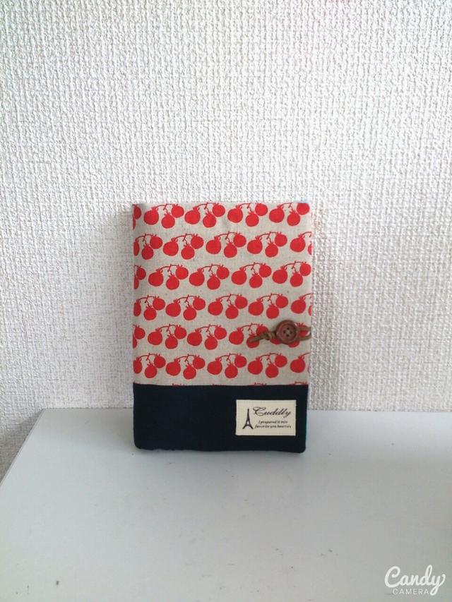 チェリートマト母子手帳・通帳ケース