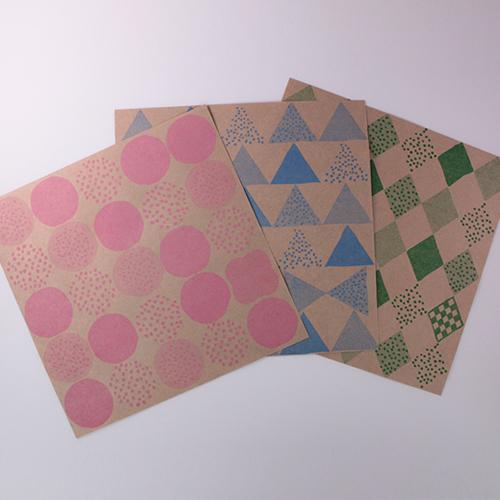 〈紙モノがたり〉oriiro:マル・サンカ...