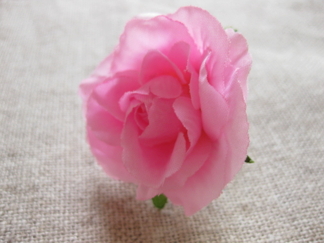 うすピンクのバラのリング