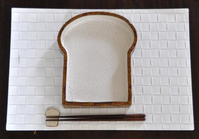 【再販売】食パンの深皿