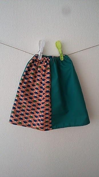 サイズ90* 山ガールスカート
