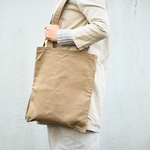 canvas bag / dusty olive