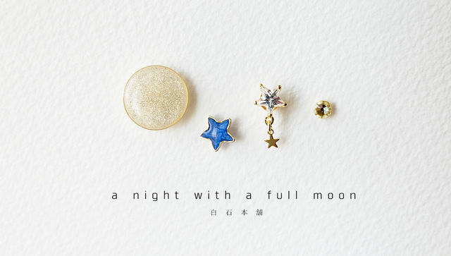 a night with a full moon (������/�쥸���������