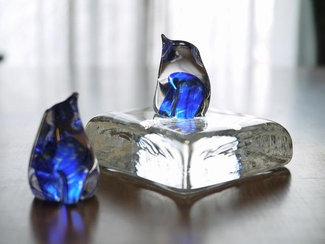 ペンギンペア(Blue)  II