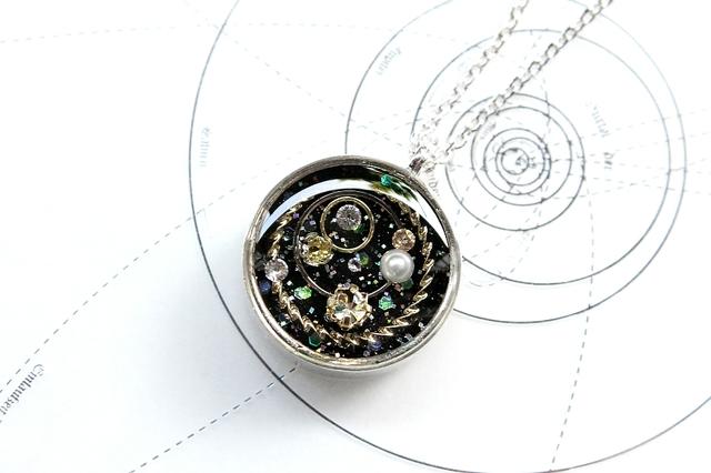 星円舞・金と銀