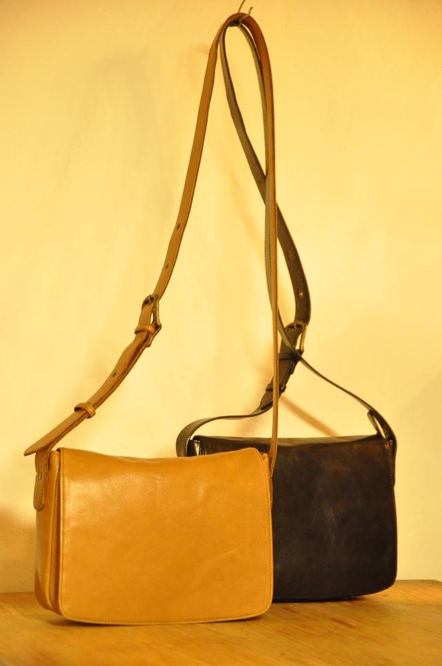 M.Square Bag  黒or茶