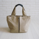 Double Face tote /BEIGE