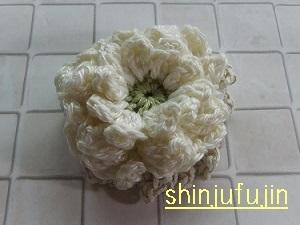 お花畑のコサージュ52