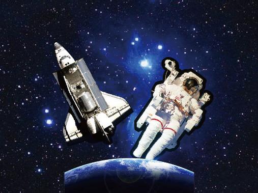 ツインクランク 宇宙飛行士Ver.